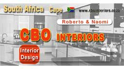 CBO Interiors Bussiness Card
