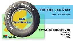 New Tyres & Tyre Repairs